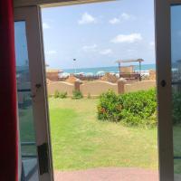 chalet sea view at maamoura