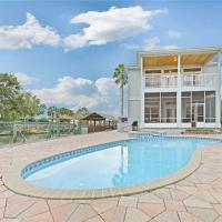 Treasure Beach 6344, 5 Bedrooms, Private Pool, Hot Tub, WiFi, Sleeps 15