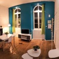 Superbe appartement rénové et cosy en plein centre.