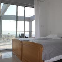 Penthouse Sea view private bedrooms in Ashdod