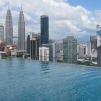 Dorsett Stylish Apartment and Infinity Pool @ Bukit Bintang