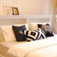 Lux 5 One Bed Apt for 3 guests@ Asok 中文接待