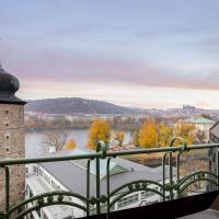 Riverside penthouse Masarykovo nabrezi CZPR18