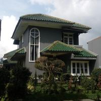 Villa Ibrahim Puncak Resort Gn.Kintami (AB-01)