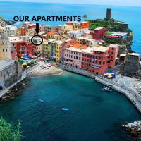 MaDa Charm Apartments Terrace&Carugio