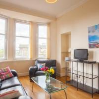 G1 Apt with Office - Large Traditional Flat in Merchant City