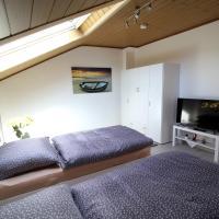RO01 schöne 3-Zimmer Ferienwohnung mit Balkon gratis WLAN