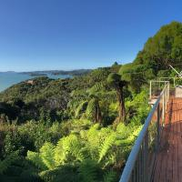 Private Opua Home With A View