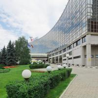 AZIMUT Отель Олимпик Москва