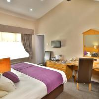 BEST WESTERN Park Hall Hotel and Leisure Club