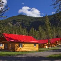 Jasper East Cabins