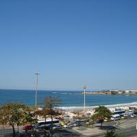 Alex Rio Flats Studio Beach View