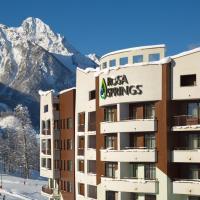 Medical Spa Hotel Rosa Springs