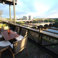 Orchid Penthouse Duplex - Glasgow City Centre