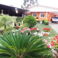 Orange House Canela
