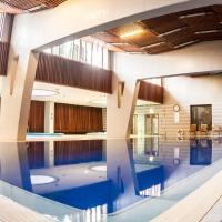 Wellness Duna-Pest Apartments