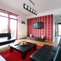 Red Apartment Sibiu