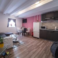 Town apartment in center