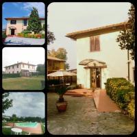 Airone Pisa Park Hotel(艾尔伦意比萨公园酒店)