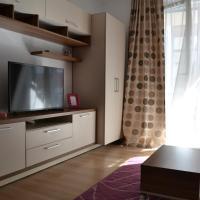 Brown Apartment