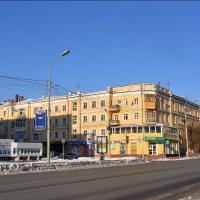 Apartment on Krasnogvardeyskaya