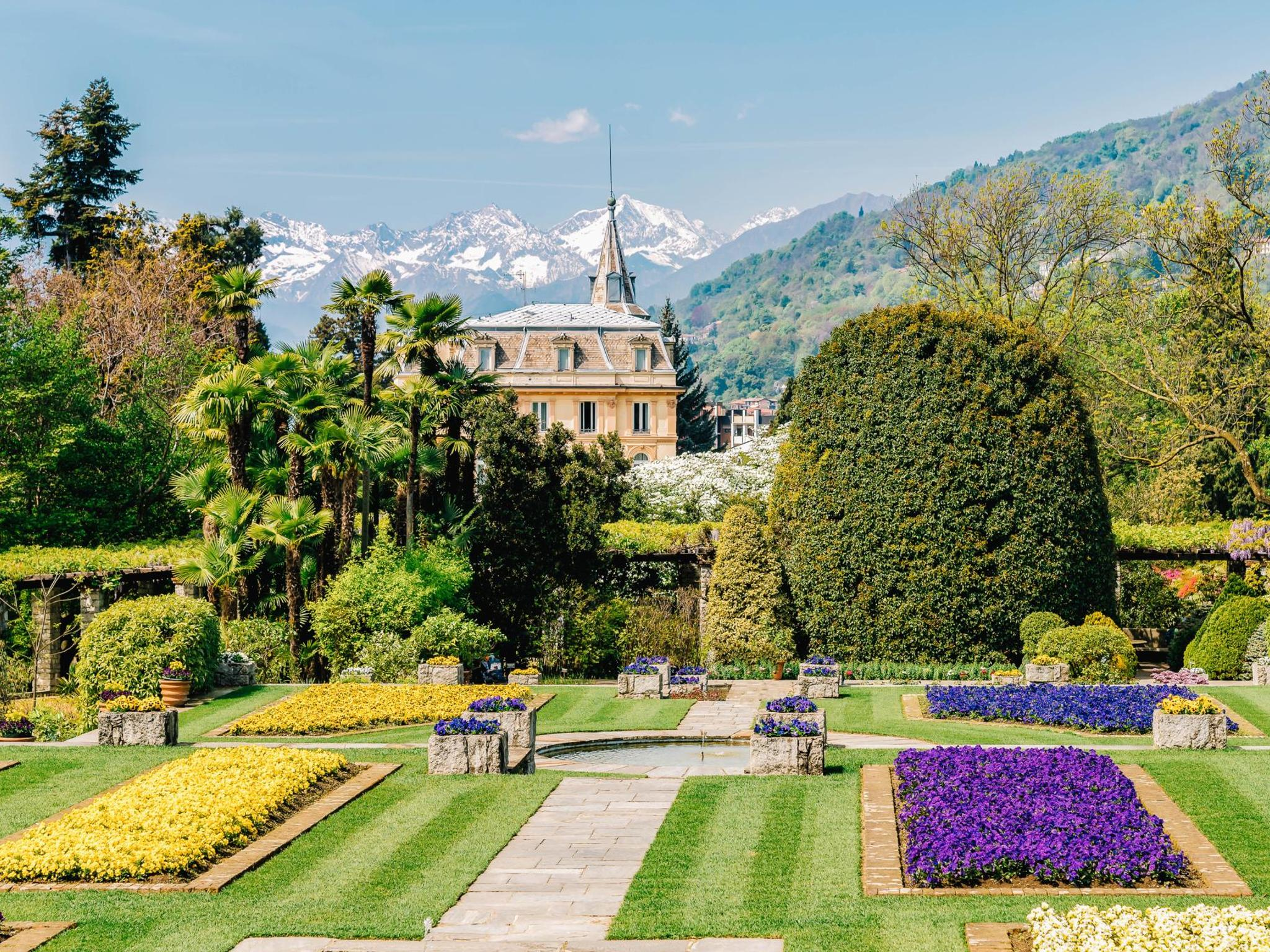 6 lesser-known, gorgeous gardens in Italy