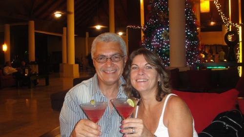 Denise e Miguel