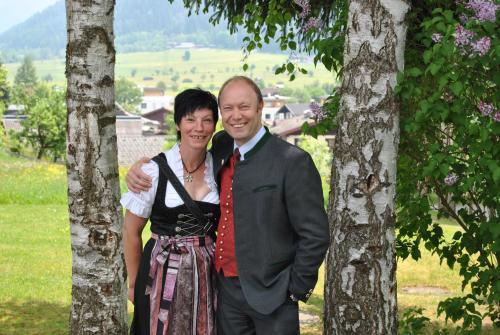 Josef und Marianne Rettenwender