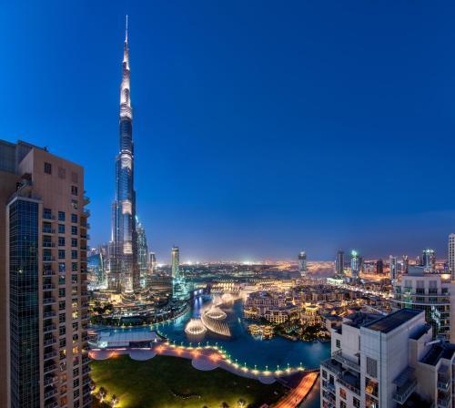 Ramada Downtown Dubai Location