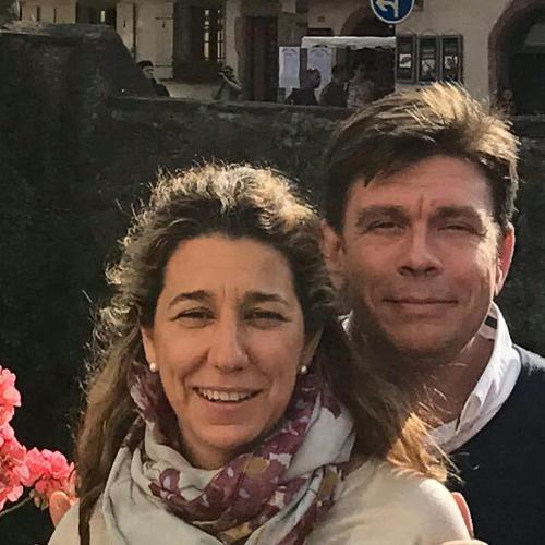 Beatriz y Julio